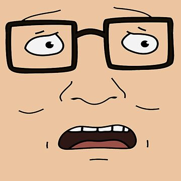 Hank Face by BigBlack