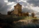 Ross Castle by Carol Bleasdale