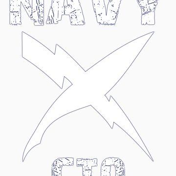 US Navy CTO Insignia - White by courson