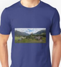 Tarasp, Graubünden, Switzerland T-Shirt