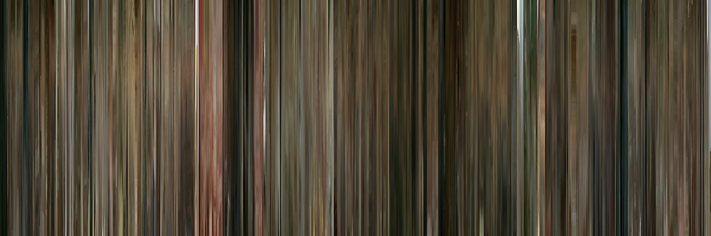 Moviebarcode: Le charme discret de la bourgeoisie (1972) by moviebarcode