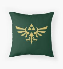 Cojín La leyenda de Zelda Royal Crest (dorado)