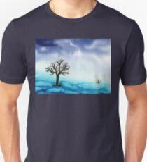 Landscape in Blue  T-Shirt