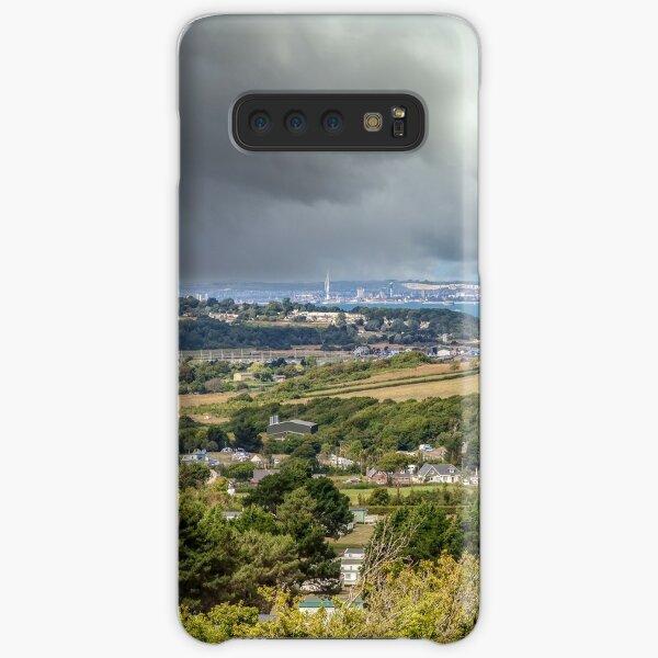 Whitecliff Bay Holiday Park 2 Samsung Galaxy Snap Case