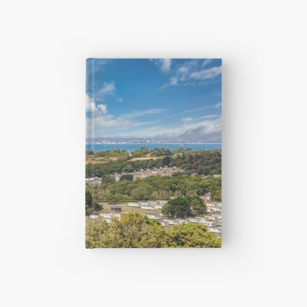 Whitecliff Bay Holiday Park 2 Hardcover Journal