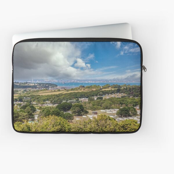 Whitecliff Bay Holiday Park 2 Laptop Sleeve