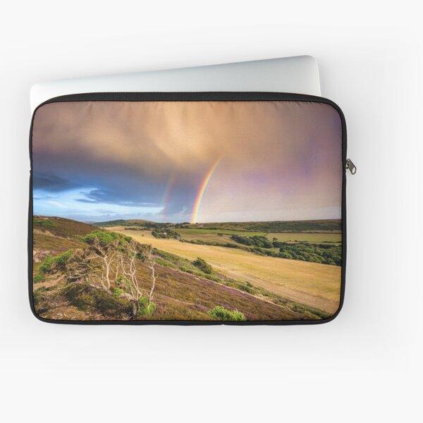 Headon Hill Rainbow Laptop Sleeve