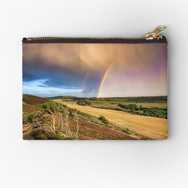 Headon Hill Rainbow Zipper Pouch
