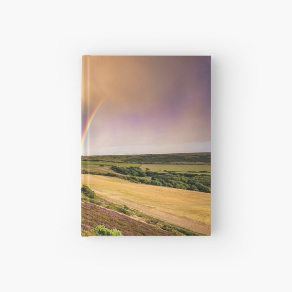 Headon Hill Rainbow Hardcover Journal