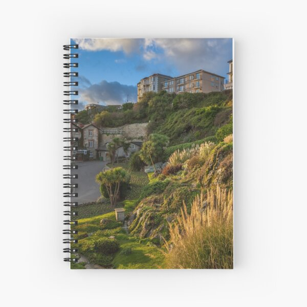 Ventnor Isle Of Wight Spiral Notebook