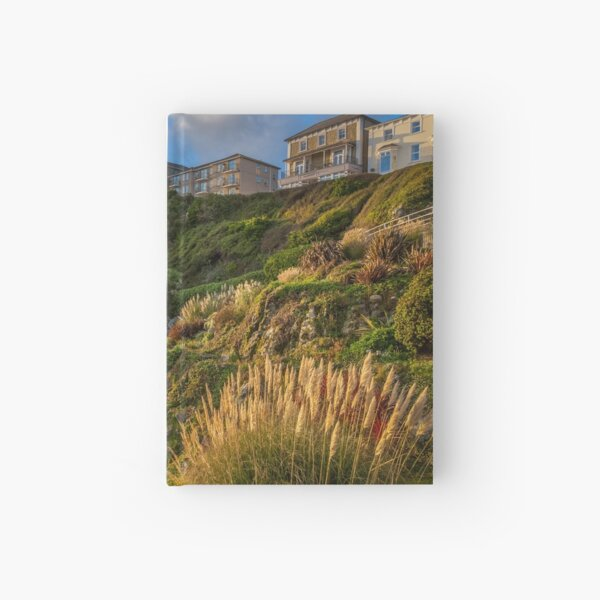 Ventnor Isle Of Wight Hardcover Journal