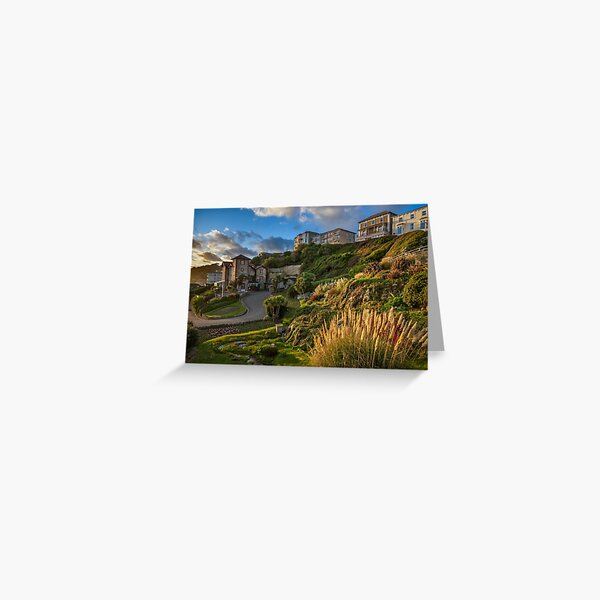 Ventnor Isle Of Wight Greeting Card