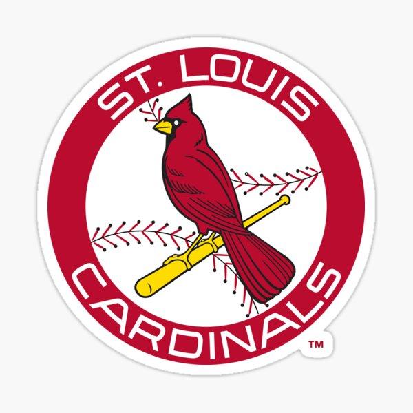 cardinals-st. louis Sticker