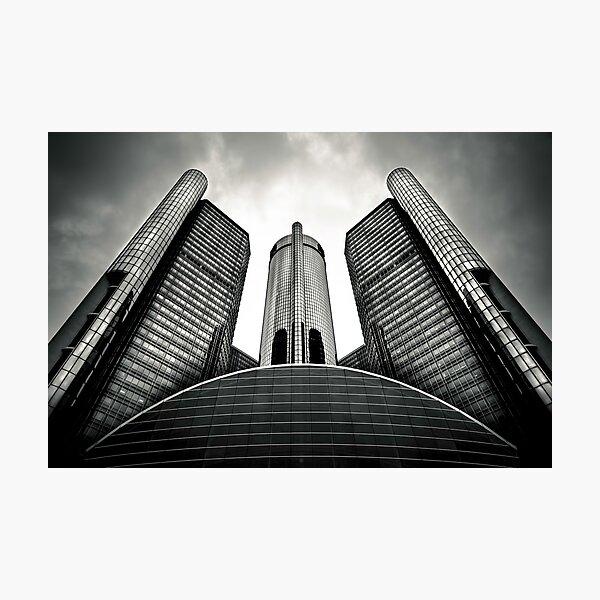 GM Building-Detroit Photographic Print