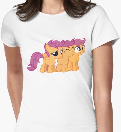 Scootaloo Trio T-Shirt