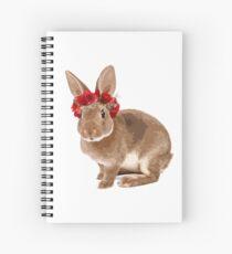 Rossie Rabbit Spiral Notebook