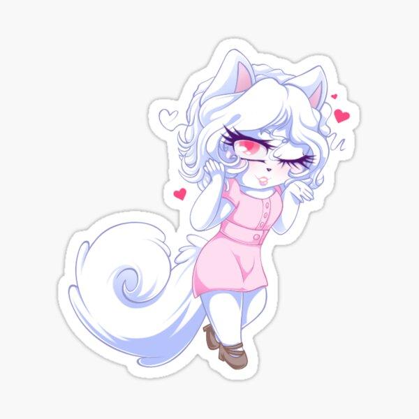 Pretty Kitty Sticker