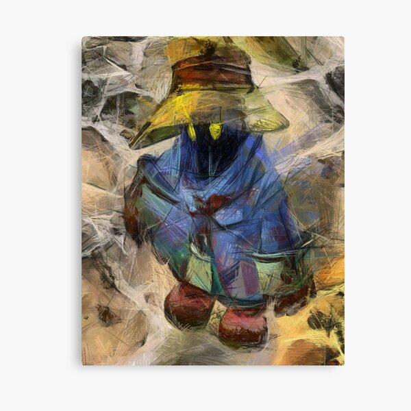 Lost Mage Canvas Print