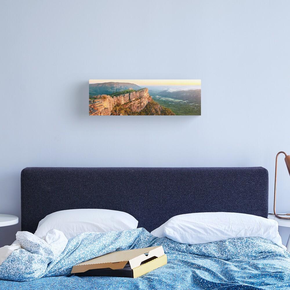 Relph Peak, Grampians National Park, Australia Canvas Print
