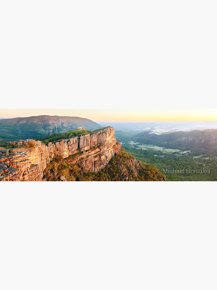 Relph Peak, Grampians National Park, Australia by Chockstone