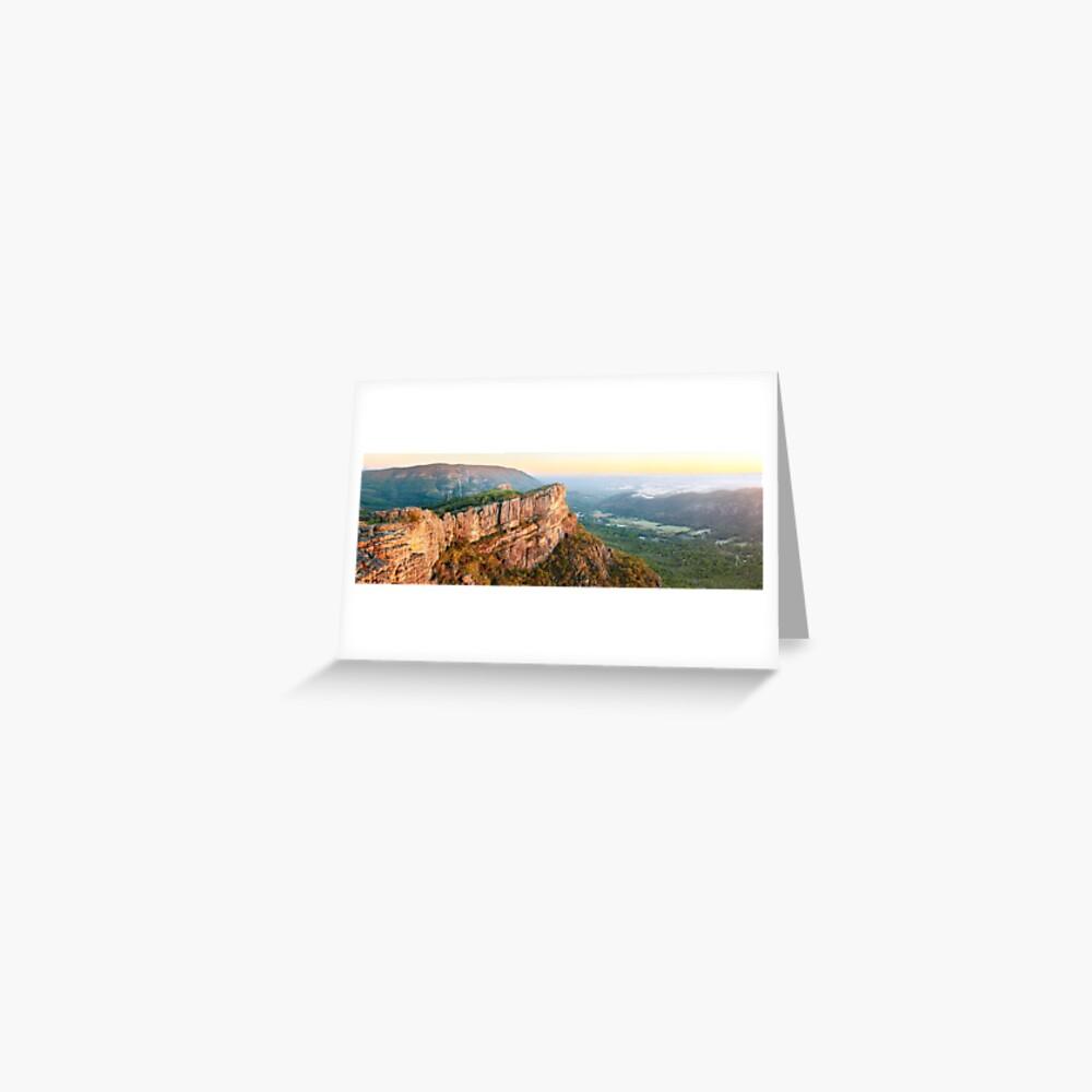Relph Peak, Grampians National Park, Australia Greeting Card