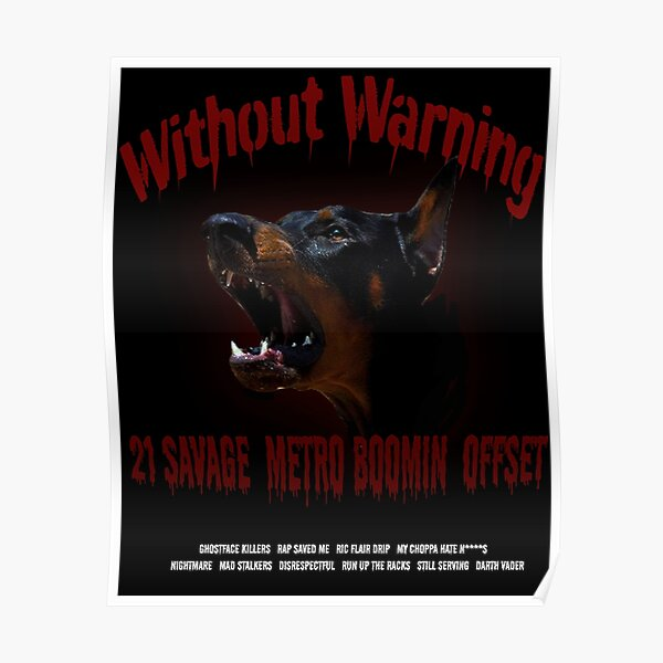 Without Warning Poster Poster