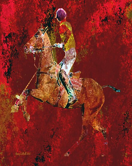 The Polo Player by Ginny Luttrell