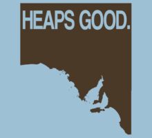 heaps good.