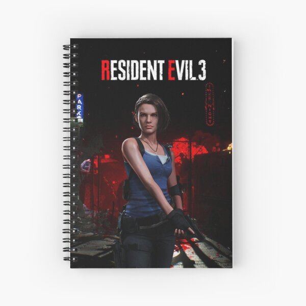 Resident Evil R3MAKE - Jill Cuaderno de espiral