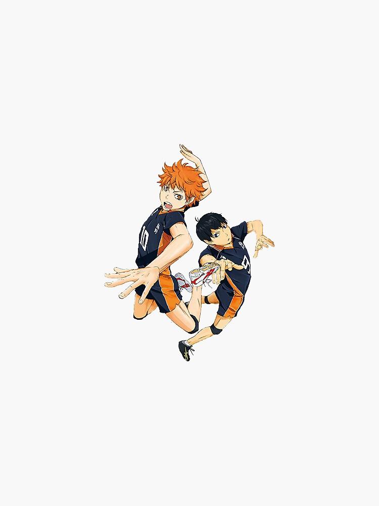 Haikyuu Sticker by LaySnt