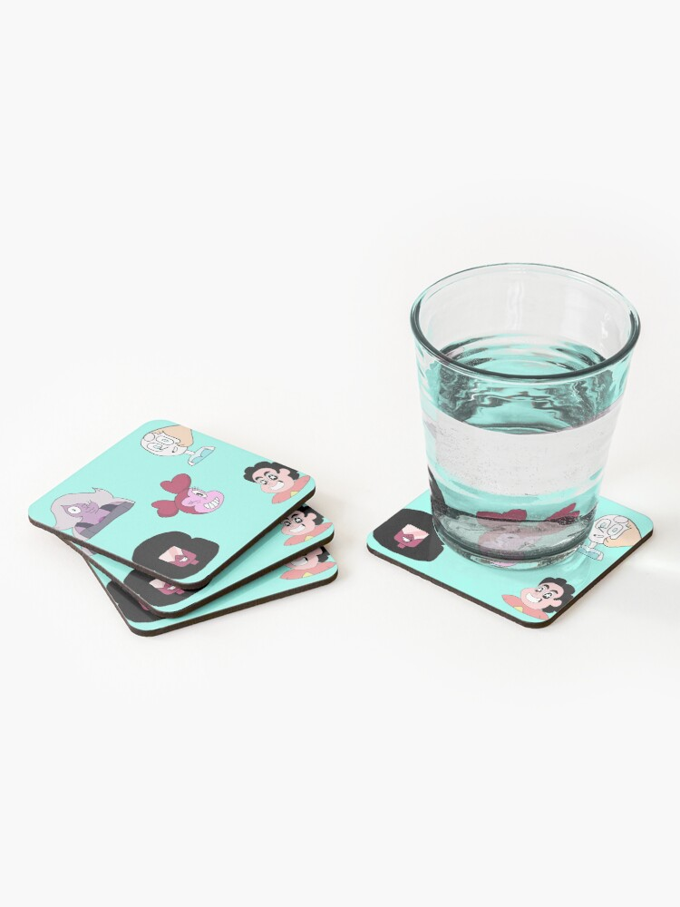 Alternate view of Steven Universe The Movie Coasters (Set of 4)