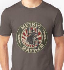 Metric Mayhem Rider Unisex T-Shirt