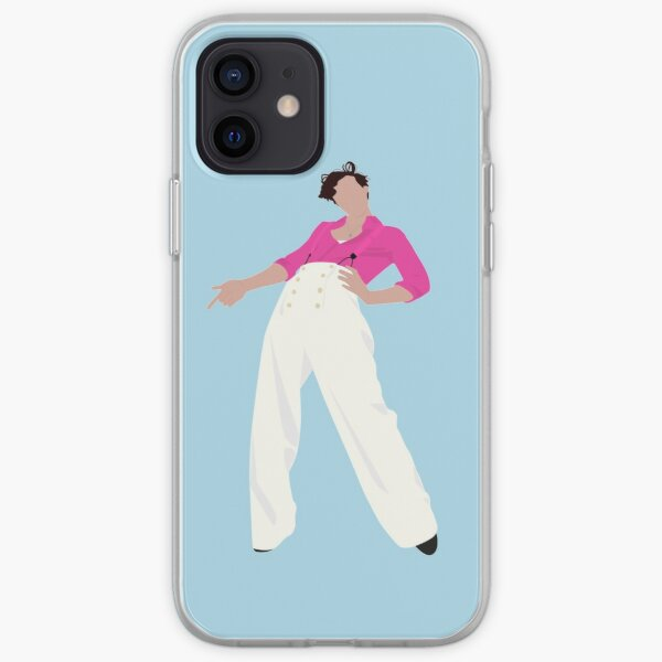 harry styles fine line Coque souple iPhone