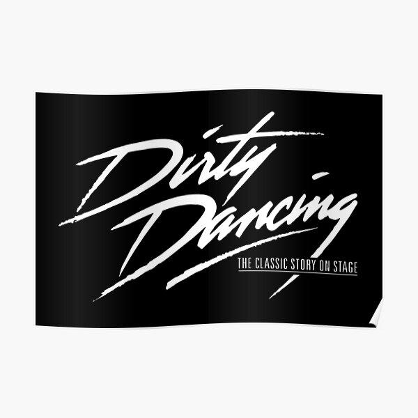 Best-seller Art Dirty Dancing Dance Musical International Poster