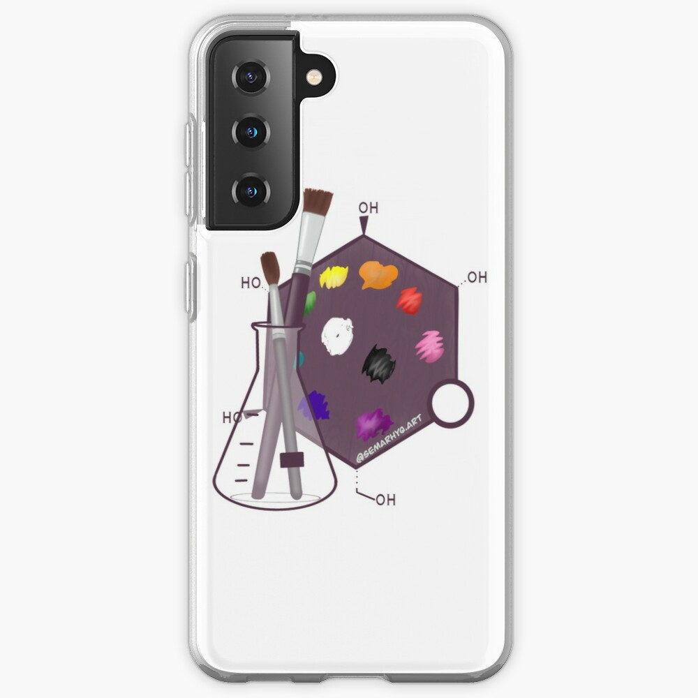 Science Art (SciArt) Case & Skin for Samsung Galaxy