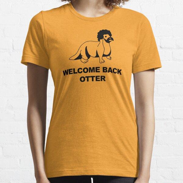 Welcome Back Otter - Kotter Parody Shirt Essential T-Shirt