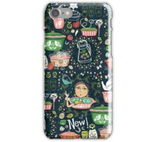 PYREX & PASTA iPhone Case/Skin