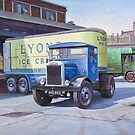 Lyons Scammell by Mike Jeffries