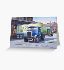 Lyons Scammell Greeting Card