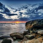 Bateau Bay Beauty by Jason Ruth