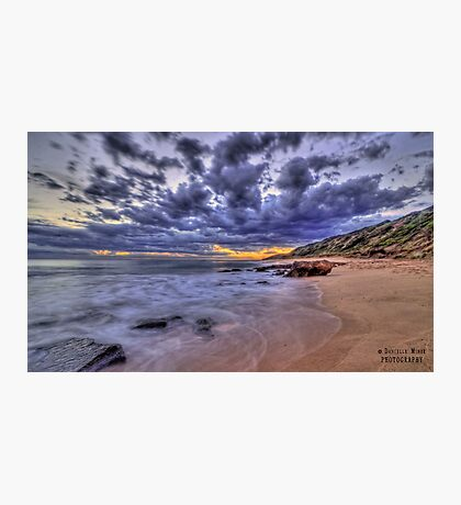 Point Lonsdale HDR Photographic Print