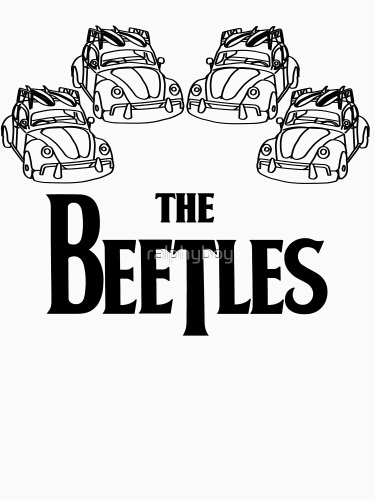 the beetles t-shirt | Unisex T-Shirt