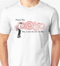 Drwho galigrafics Unisex T-Shirt