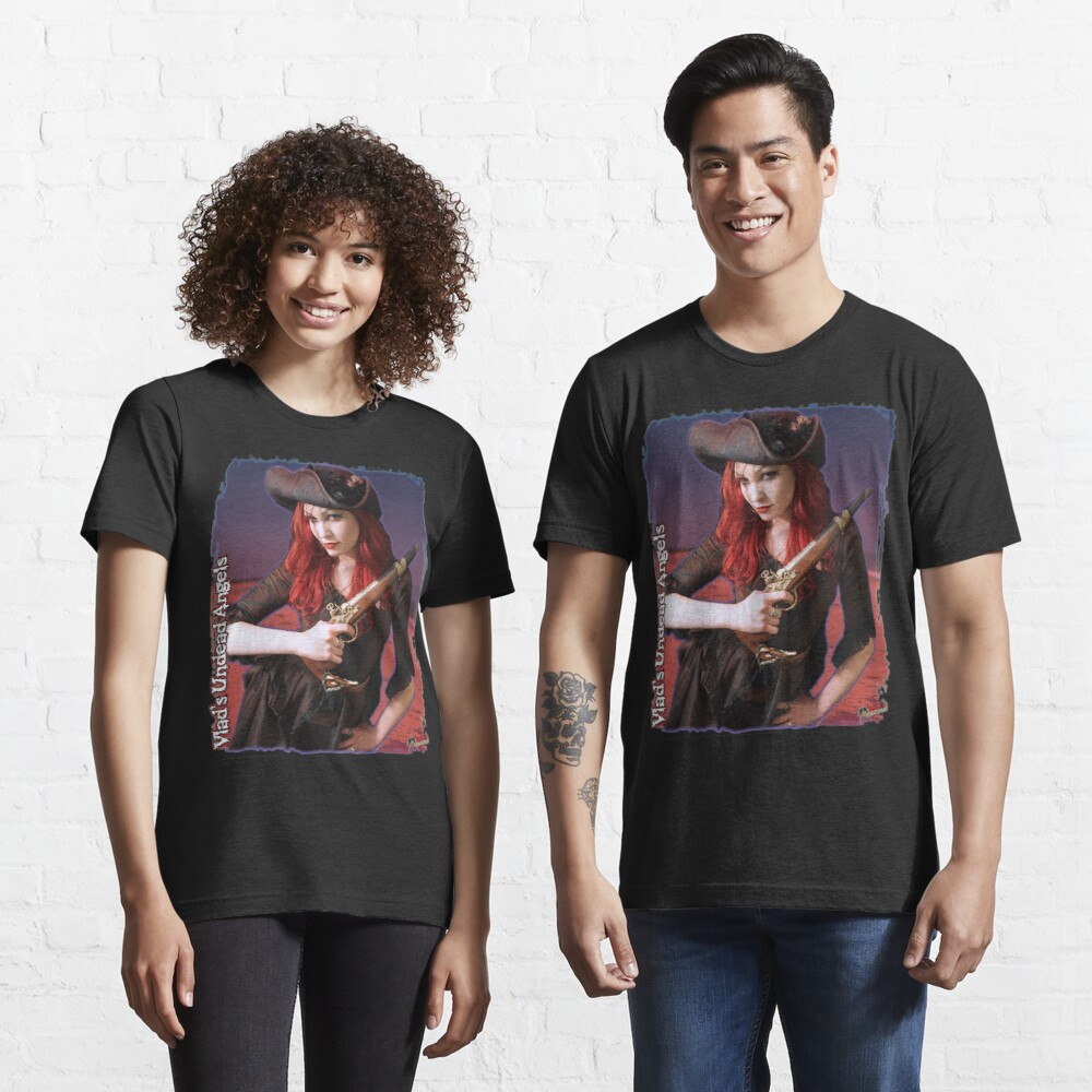 Undead Angels: Vampire Pirate Essential T-Shirt