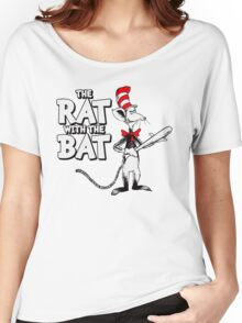 The Rat With The Bat Women's Relaxed Fit T-Shirt
