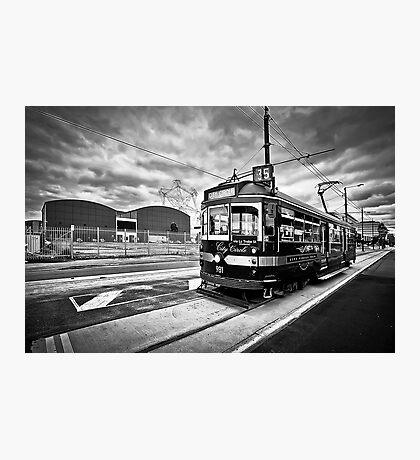 City Circle Photographic Print