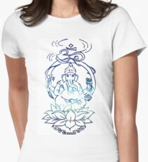 The One With Ganesha Women's Fitted T-Shirt