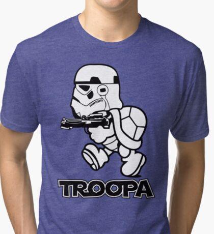 Troopa Tri-blend T-Shirt