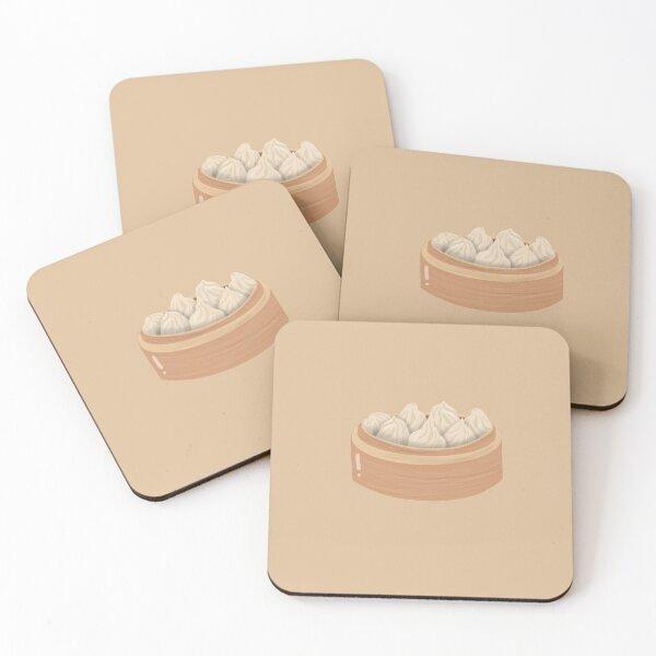 Soup Dumpling  Coasters (Set of 4)