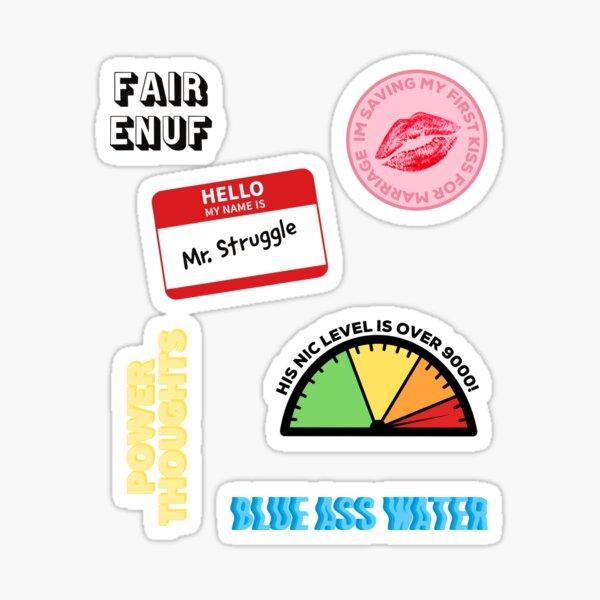 Cody Ko, that's cringe sticker pack 2 Sticker